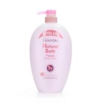 Ginvera Natural Bath Floral Shower Foam 1000g