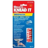 Selleys Knead It Underwater High Grade Epoxy Putty 50g