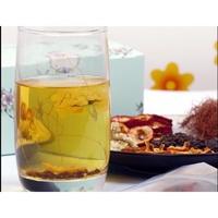 (颜洛花茶)濕熱茶去無濕氣祛除茶濕胖痰濕玉米須決明子菊花烏梅山楂組合花茶