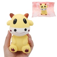 Calf Squishy 6.2*10CM Slow Rising With Packaging Collection Gift Soft Toy
