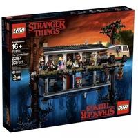 [BrickHouse] LEGO 樂高 75810 怪奇物語  全新未拆