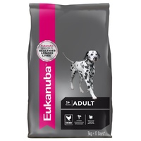 Eukanuba Adult Medium Breed Chicken Dry Dog Food