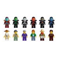 Lego Ninjago 70751人偶12隻,和武器