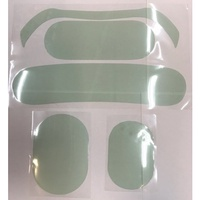 【金剛安全帽】GOGORO2 GOGORO3 側柱上區塊 方向燈 照地燈 按鍵 犀牛皮 TPU 儀表板 儀表貼 保護貼