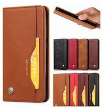 Samsung Galaxy A10 A30 A40 A50 A70 Card Business leather case