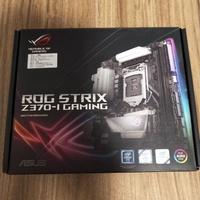 賣華碩ASUS ROG STRIX Z370-I GAMING mini-ITX 主機板(保固到2022/10/22)
