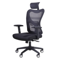 Jianglei A7 Ergonomics Office Chair Lifted 360 Degrees Rotating Breathable Mesh Computer Gaming Laptop Desk Chair Reclining Leisure Swivel Chair
