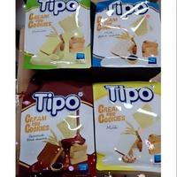 🇻🇳越南。Tipo雞蛋吐司餅-牛奶/榴槤/芝麻牛奶/芝麻巧克力