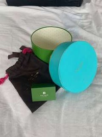 Kate Spade Jewellery Box and Dust Bag