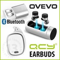 QCY T1 PRO ★ Premium True Wireless Twin Earbuds Earphone Earpiece Headphone Headset Earpods