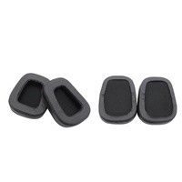 outlet 2 Pairs Soft Comfortable Leather Ear Pads Cushion for Logitech G533 G933 G633 G 633 933 Artem