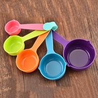 【現貨批發】 量匙彩色廚房工具 量杯勺杯烘焙器具套裝量具