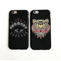 KENZO手機殼iphone6 iphone7 iphone8 iphone x