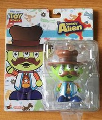 Hot Toys Cosbaby 迪士尼 玩具總動員 牛仔三眼怪