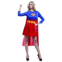 快樂商店-萬聖節服裝/超人服裝/女超人服裝/無敵神力女超人