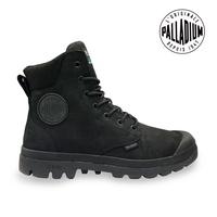 Palladium Pampa Cuff Lite+ WP防水靴-女-黑