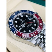 Rolex 126710 BLRO 百事 保卡2019年