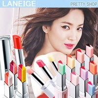 ★Laneige★ Stained Glasstick added! Best Lip Collection /Two tone lip bar/tint lip bar/Tattoo Lip Tin