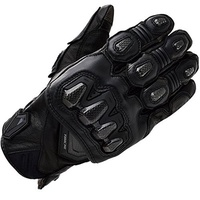 RS Taichi (ERS Tych) Bike Glove Black (3XL) High Protection Leather Glove RST422