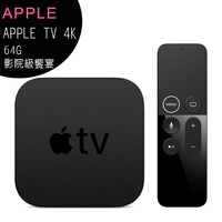 APPLE TV 4K-64G 電視盒(HDMI連接線