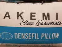 AKEMI Firm Pillows & Bolster Promo