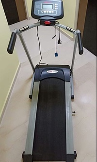 Foldable AIBI Treadmill