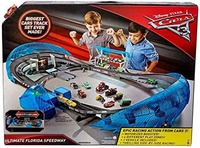 DisneyPixar Cars 3 Ultimate Florida Speedway Track Set