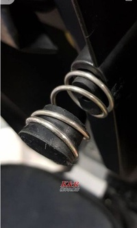 TMAX XMAX seat spring