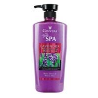 Ginvera Spa Body Shower Scrub Lavender 750Ml