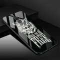 "For Huawei Nova 2i / Mate 10 Lite 5.9"" inch Soft Silicone Frame + Tempered Glass Anti-scratch Luxury 3D Landscape Creative Back Cover Anti-Knock Anti-Fall TPU Frame Cases"