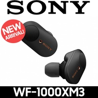 Sony WF-1000XM3 Wireless Bluetooth Headphones + [FREE Shipping]