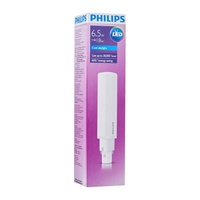 [Buy 1 get 1 Free] Philips CorePro LED PLC 4.5W G24d-1/ 6.5W 2PIN G24d-2/Downlight PLC replacement