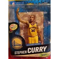 麥法蘭 NBA 24代  Stephen Curry 公仔