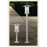 七號倉庫 戶外燈 白鐵材質步道燈 單燈設計 50公分款 庭園步道 社區步道燈 C4-3696 免運費