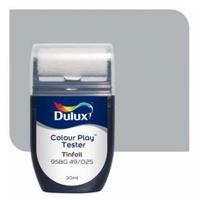 สีขนาดทดลอง Dulux Colour Play™ Tester - Tinfoil 95BG 49/025