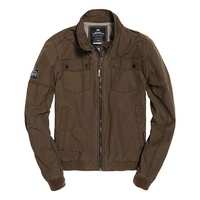 Superdry Rookie Falcon Bomber Falcon Khaki , Falcon Khaki - Medium