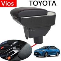 豐田 Toyota Yaris L Vios 14-18 專用 扶手箱 車用扶手 中央手扶箱 收纳盒 置物盒 手扶箱