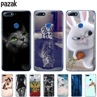 store silicone phone case for huawei Nova 2 lite 2s soft tpu back cover for nova 2 plus Coque etui b
