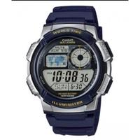 CASIO卡西歐10年電力電子錶以飛機儀表板為發想概念AE-1000W-2A AE-2100W AE-1200