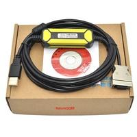 歐姆龍 USB-CIF02 / USB-CQM1-CIF02 編程電纜 PLC 下載線 傳輸線