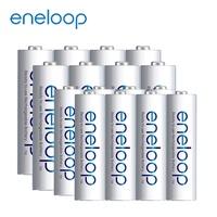 日本Panasonic國際牌eneloop低自放電充電電池組(內附3號4號各8入)
