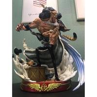 【現貨限量公仔】GK公仔模型/海賊王 那加GK 宿敵 獸化 路奇