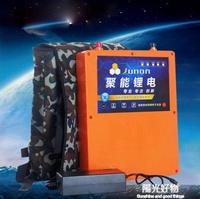 大容量鋰電池12V鋰電池14V大容量磷酸鐵鋰80A100A140A160ah鋰電瓶逆變器專用 NMS