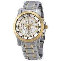 (Seiko) Seiko Premier Chronograph Mens Watch-SNAF32