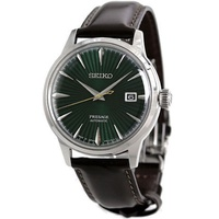SARY133 Seiko Presage Cocktail Automatic Leather Strap Male Casual Watch