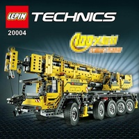 LEPIN 20004 Electric Crane Car DIY Building Blocks Set Toy Gift for Kids Adults 2606pcs