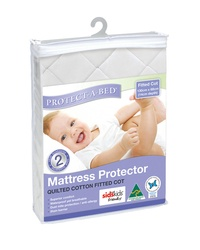 Protect-a-Bed Waterproof Baby Mattress Protector Distributed by King Koil