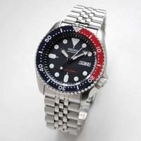 Authentic Brand New Seiko Diver Automatic SKX009K2 Navy Blue Dial Men's Watch SKX SKX009 SKX009K