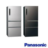 Panasonic國際牌 610公升無邊框鋼板三門變頻電冰箱(可議價) NR-C610HV