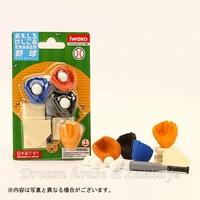 日本 iwako 棒球 立體造型橡皮擦 環保無毒《 No.13 》★ 日本製 ★ Zakka'fe ★